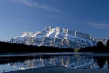 Mountain in Banff, Alberta