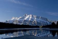 Mountain in Banff, Alberta