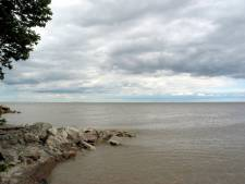 Lake Winnipeg, Manitoba, Canada.