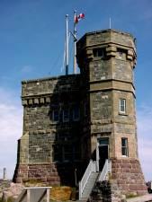 Cabot Tower, St. John's, Newfoundland