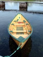 Newfoundland Banking Dory