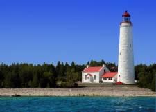 Georgian Bay, Lake Huron, Ontario.