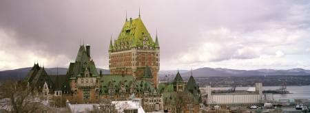 Old city of Quebec